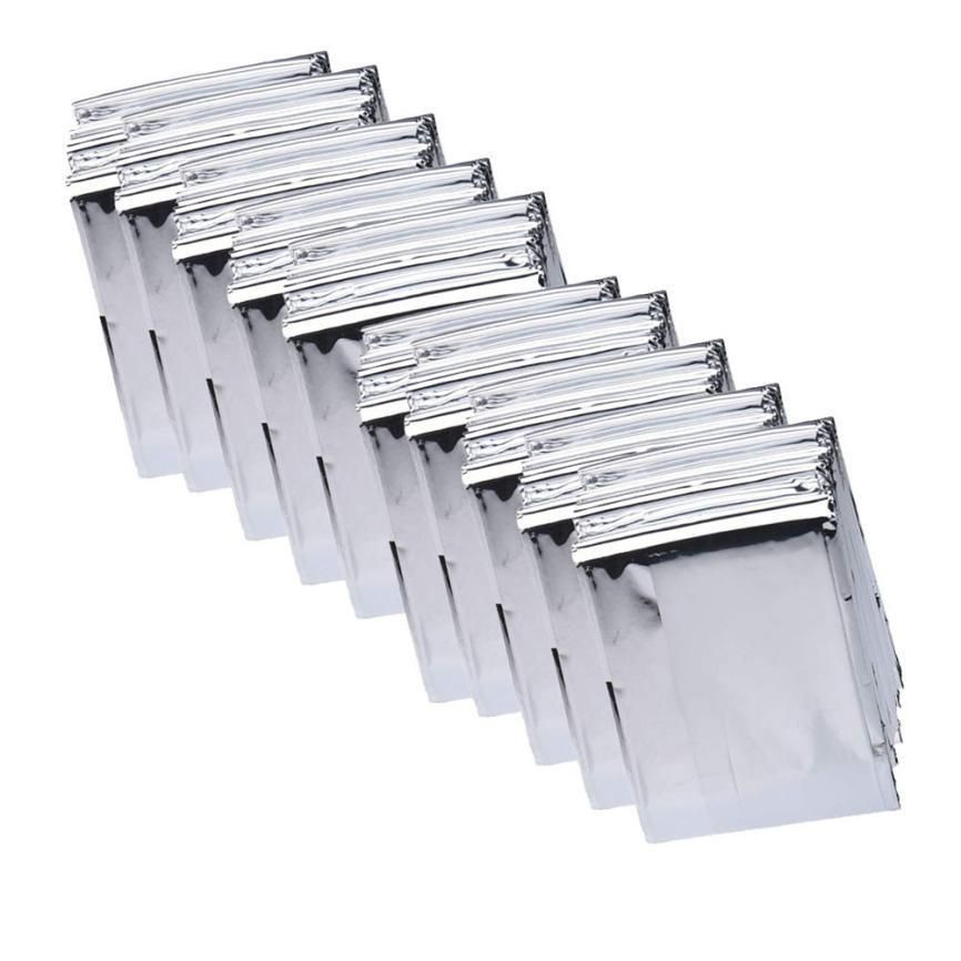 New 10 PCS Emergency Blankets Travel Necessary Survival Rescue Tent Military Survival Blanket Kit  sc 1 st  Pinterest & New 10 PCS Emergency Blankets Travel Necessary Survival Rescue ...