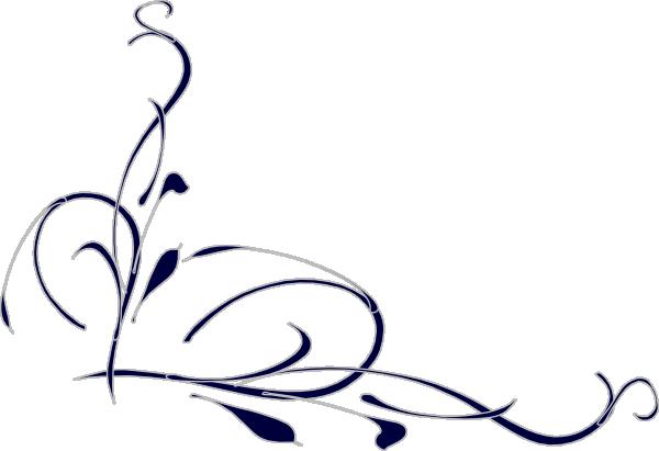 Elegant Swirl Designs Clip Art   Elegant Swirls Clipart ...