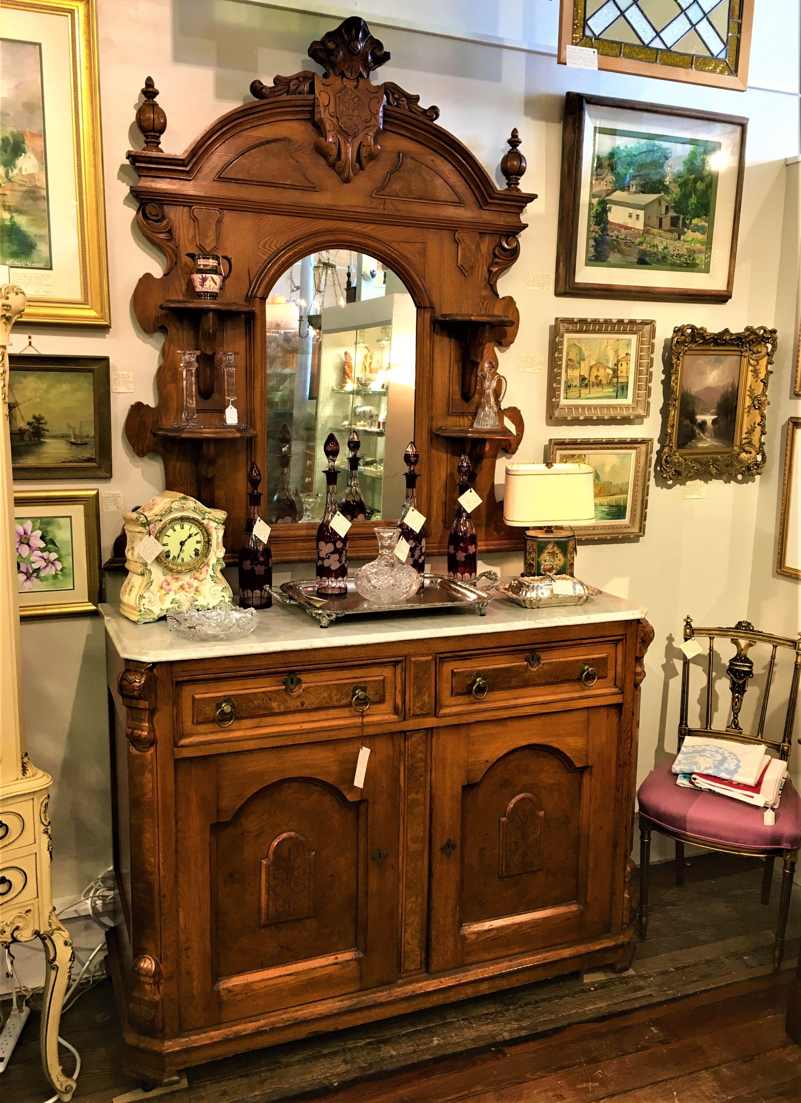 Antique Decor Furniture Design