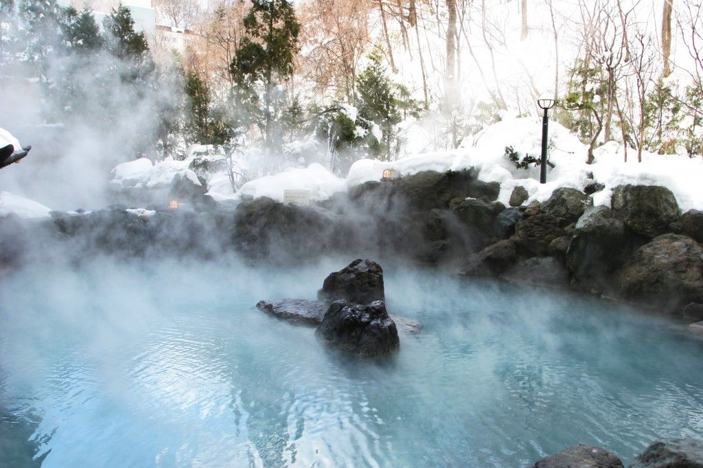 Pin by Élomi on Escapes | Pinterest | Sapporo and Bath