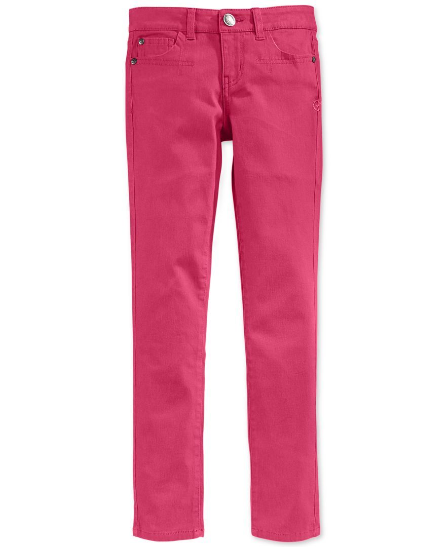 Celebrity Pink Girls\' Color Skinny Jeans | Products | Pinterest