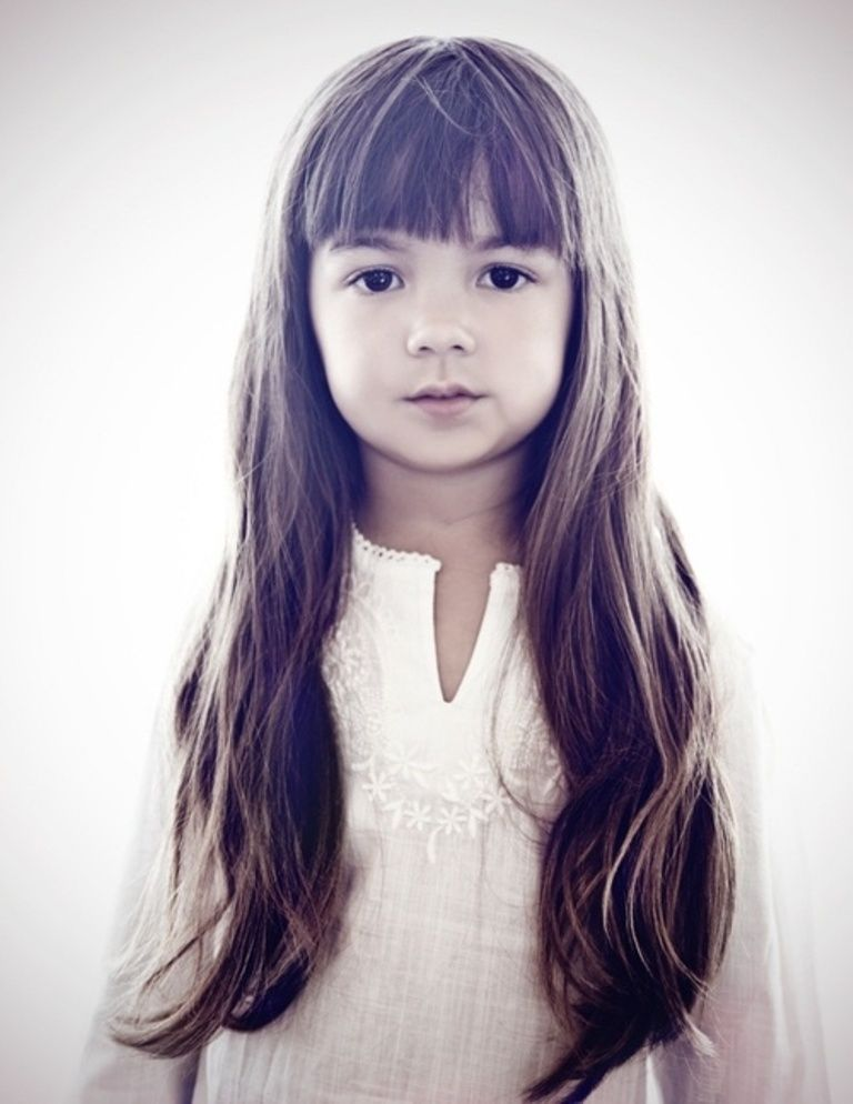 Cute Bangs Kid Girl Liza The Spooks Pinterest Kids Girls