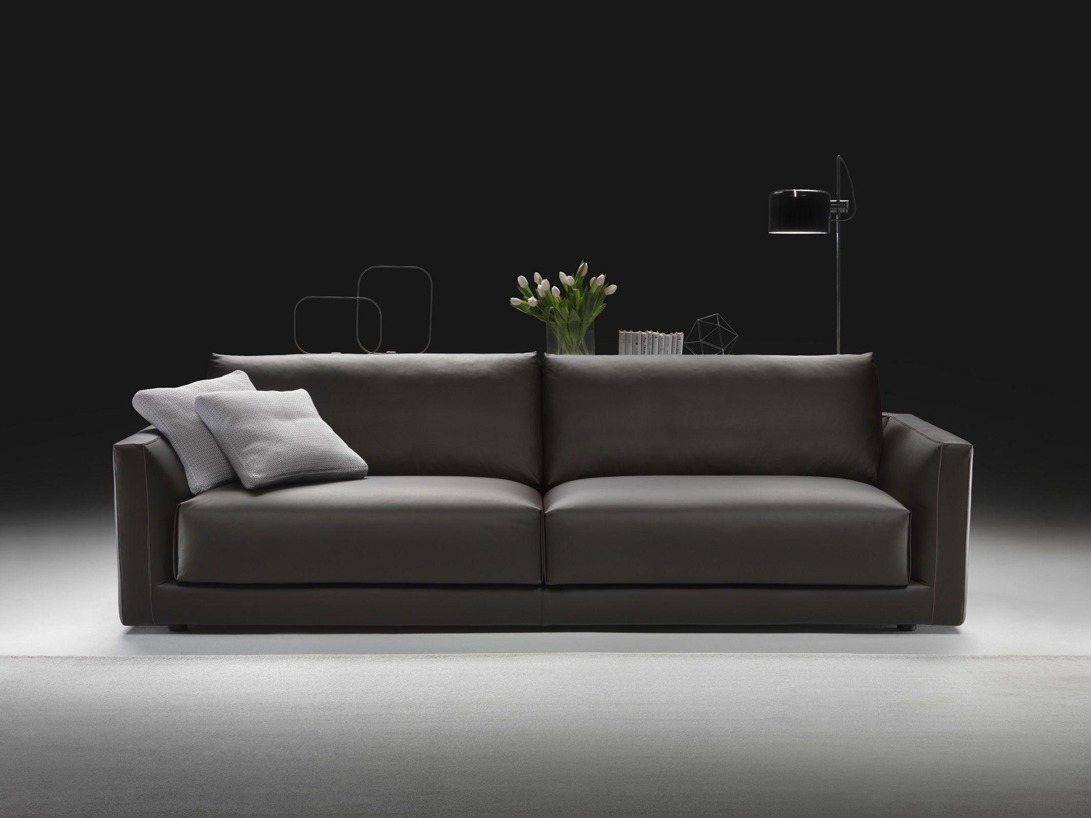 Divani Moderni Pelle Design.Pin Su Sofas