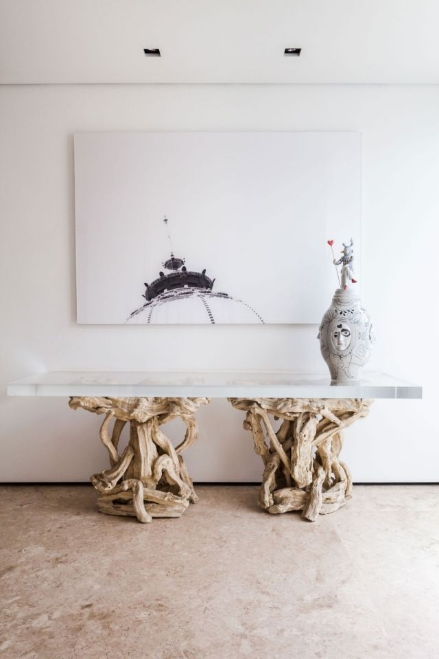 Abstract art decoration wall design ideas table glass top ns house also rh pinterest