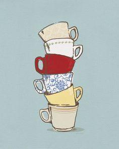 Coffee Art ☕