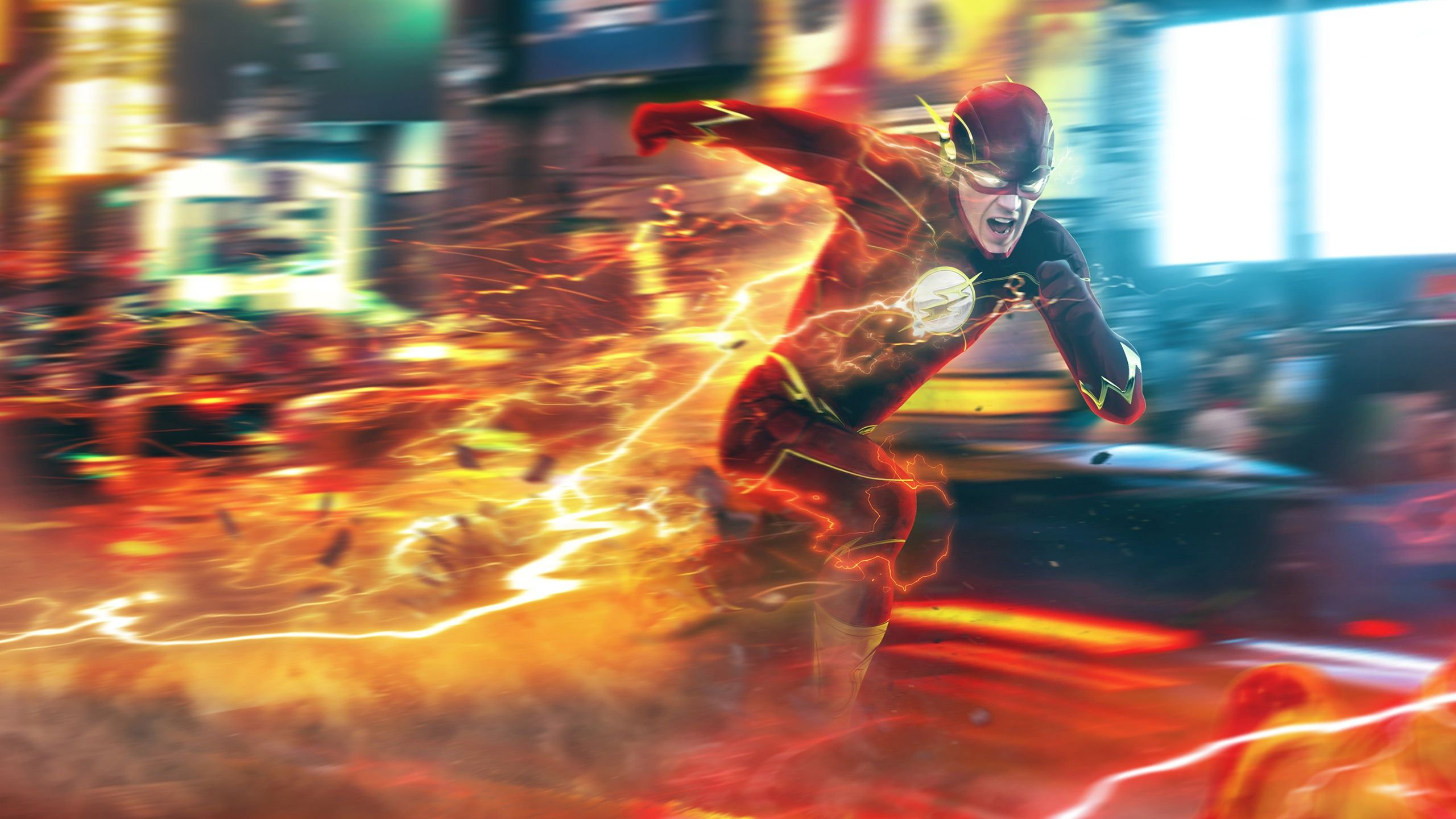 The Flash CW Wallpaper HD