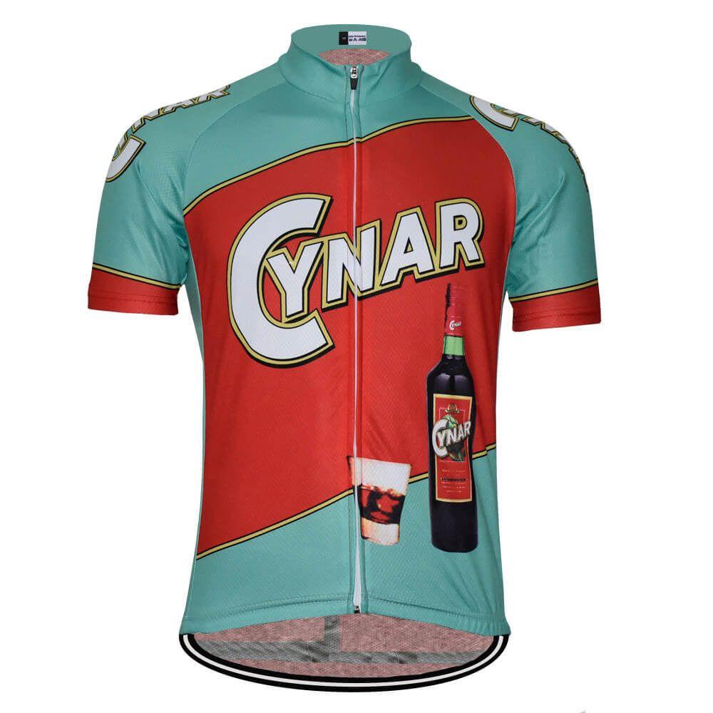 c32e2d1d6 Cynar Short Sleeve Cycling Jersey