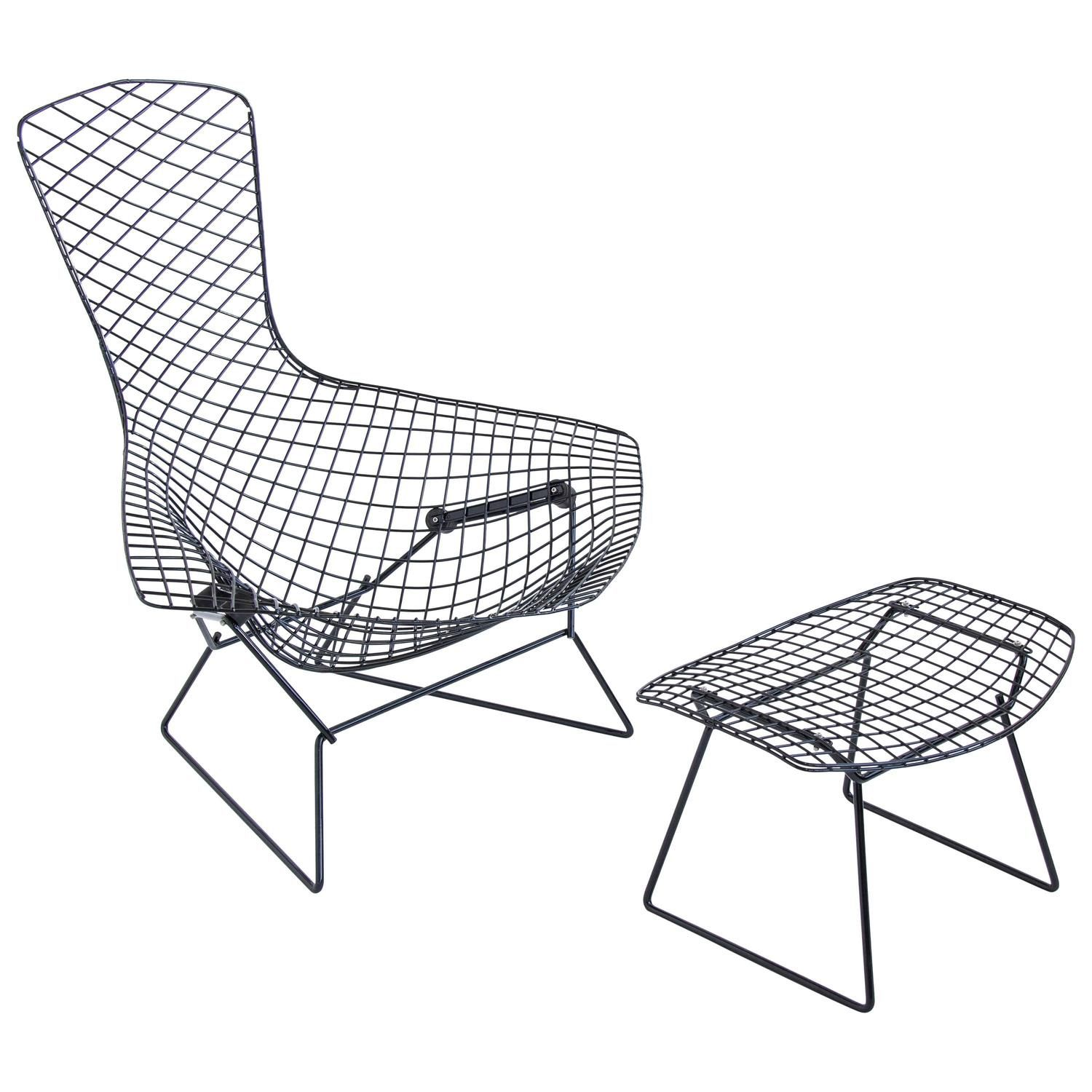 Bird Chair By Hary Bertoia For Knoll 1stdibs Com Furniture Iconic Furniture Chair