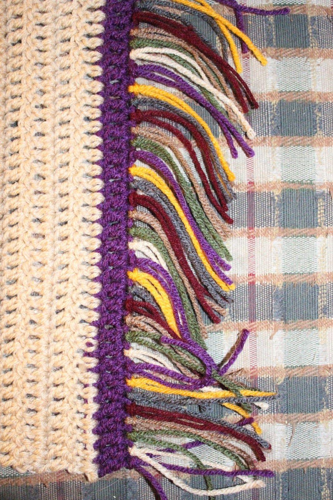 Doctor Who Fourth Doctors Scarf Crochet Pattern Crochet