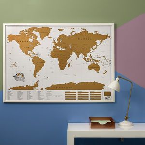 World scratch map canvas prints art fba amazon pinterest world scratch map canvas prints art gumiabroncs Gallery