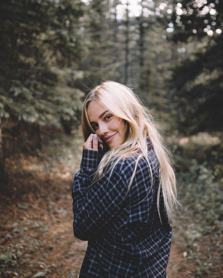 """Photo of Joslyn Leigh 🍃🌻 auf Instagram: """"Durch die Kiefern 🌲""""   – girls girls gi…, #auf #Die #Durch …"""