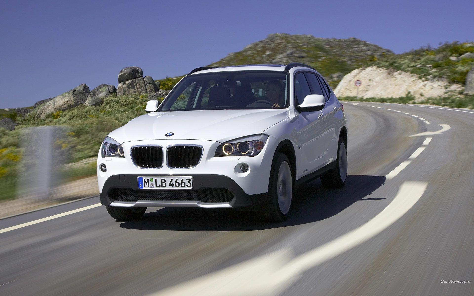 Ultra HD BMW X1 1116 1920�1200