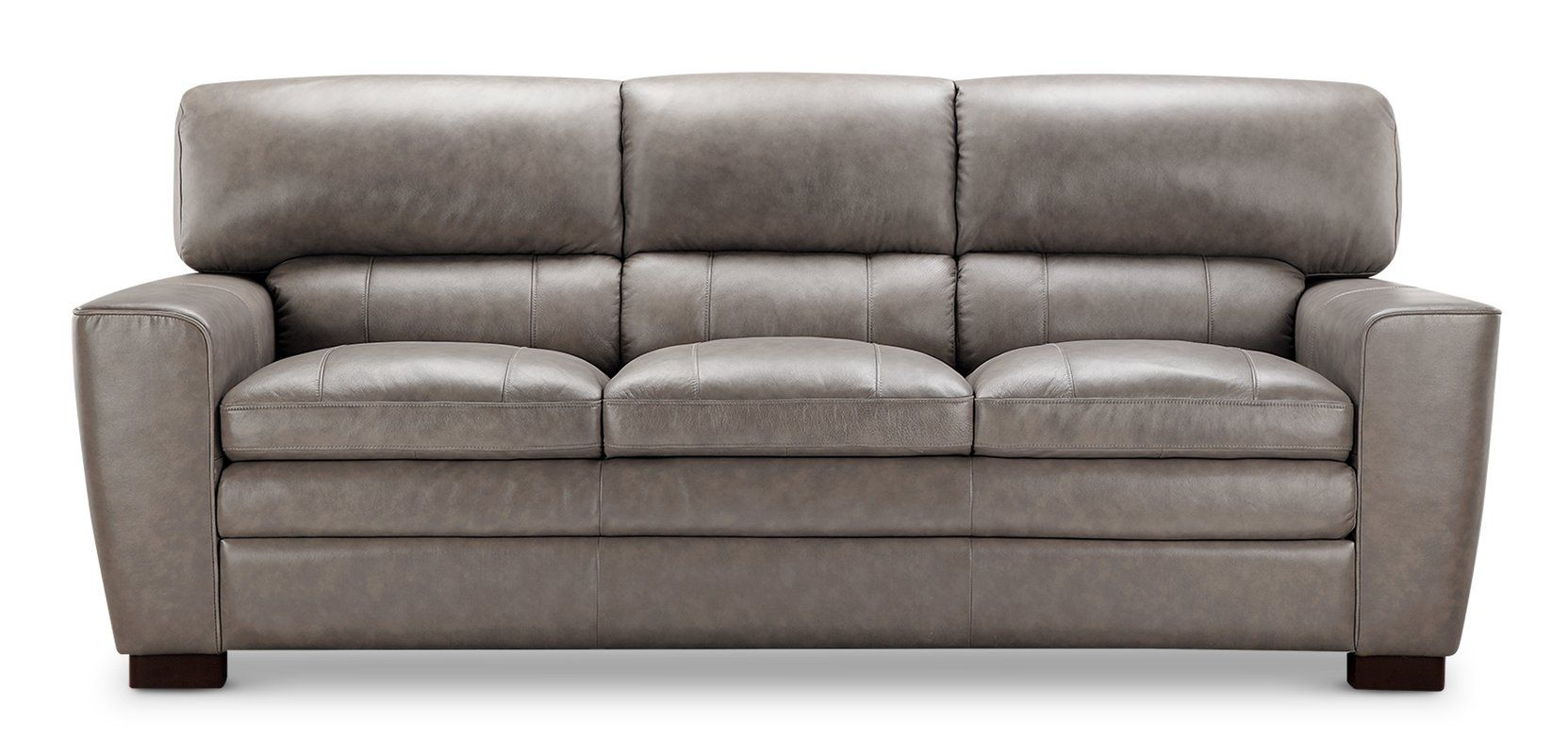 Desire To Purchase Cort Leather Sofa By 17 Stories