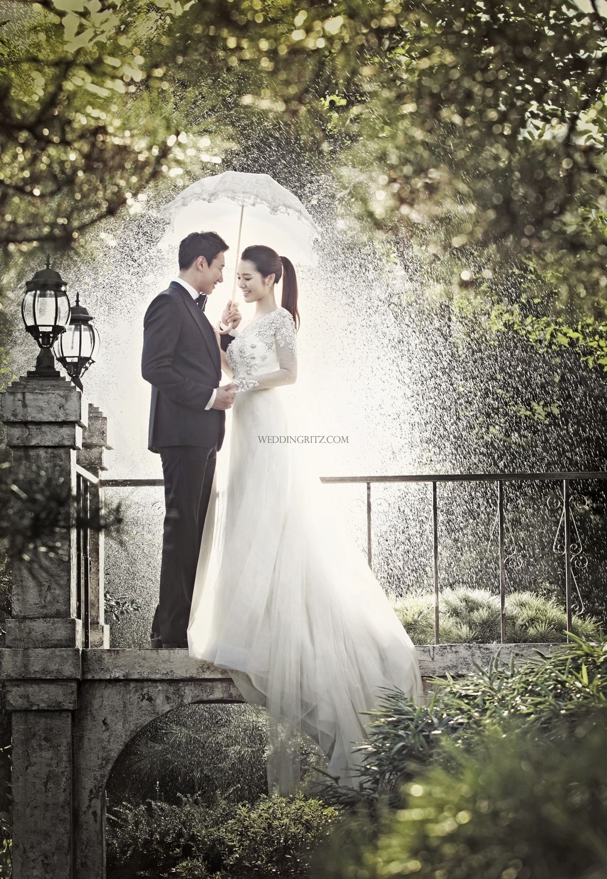 Korean wedding decoration ideas  Korea pre wedding Courtesy to dingritz  Prewedding