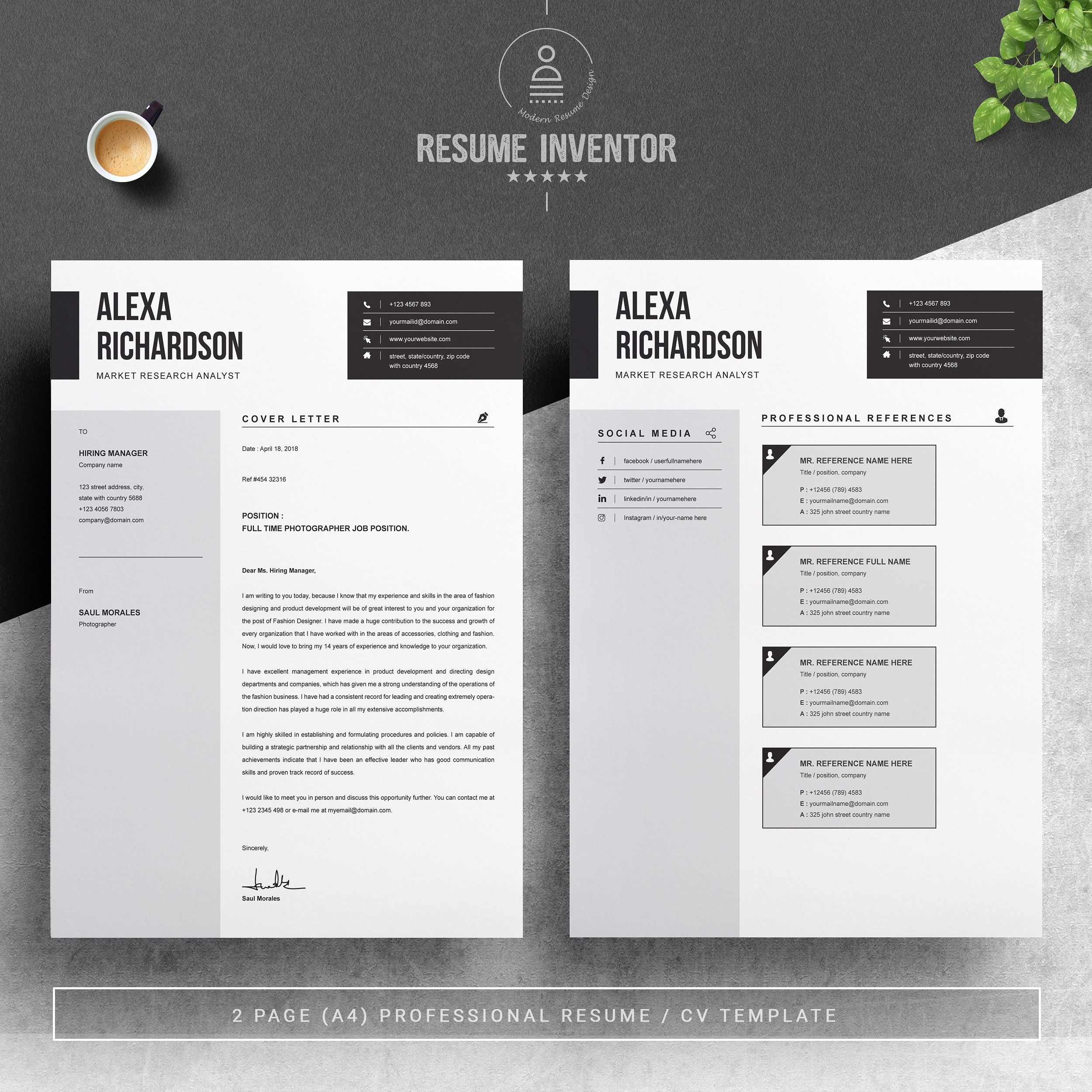 CV Template #amp#titles#COLOR#body