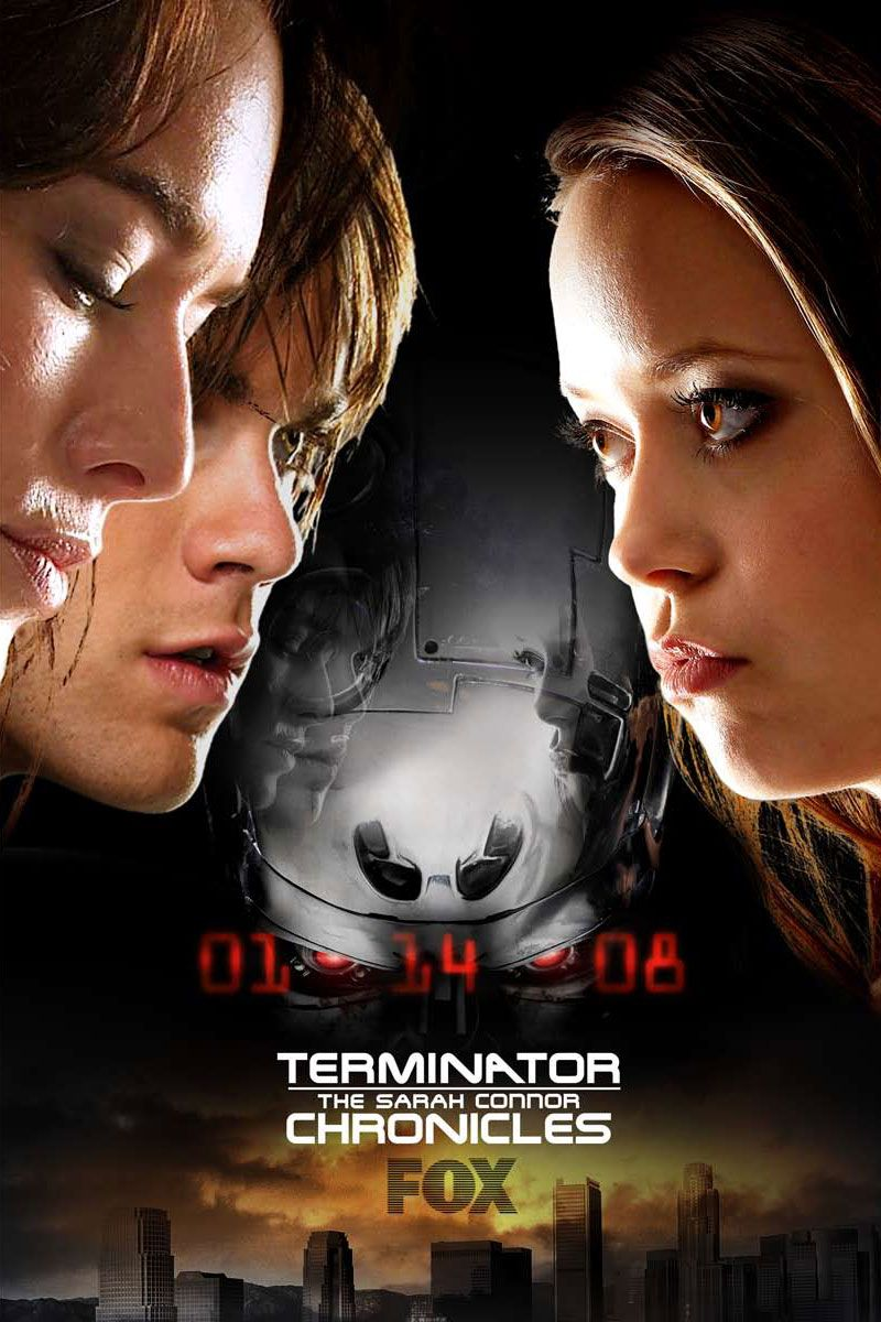 The Sarah Connor Chronicles Sarah Connor Terminator Summer Glau