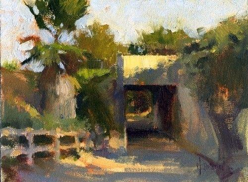 'Tunnel' by Jennifer McChristian
