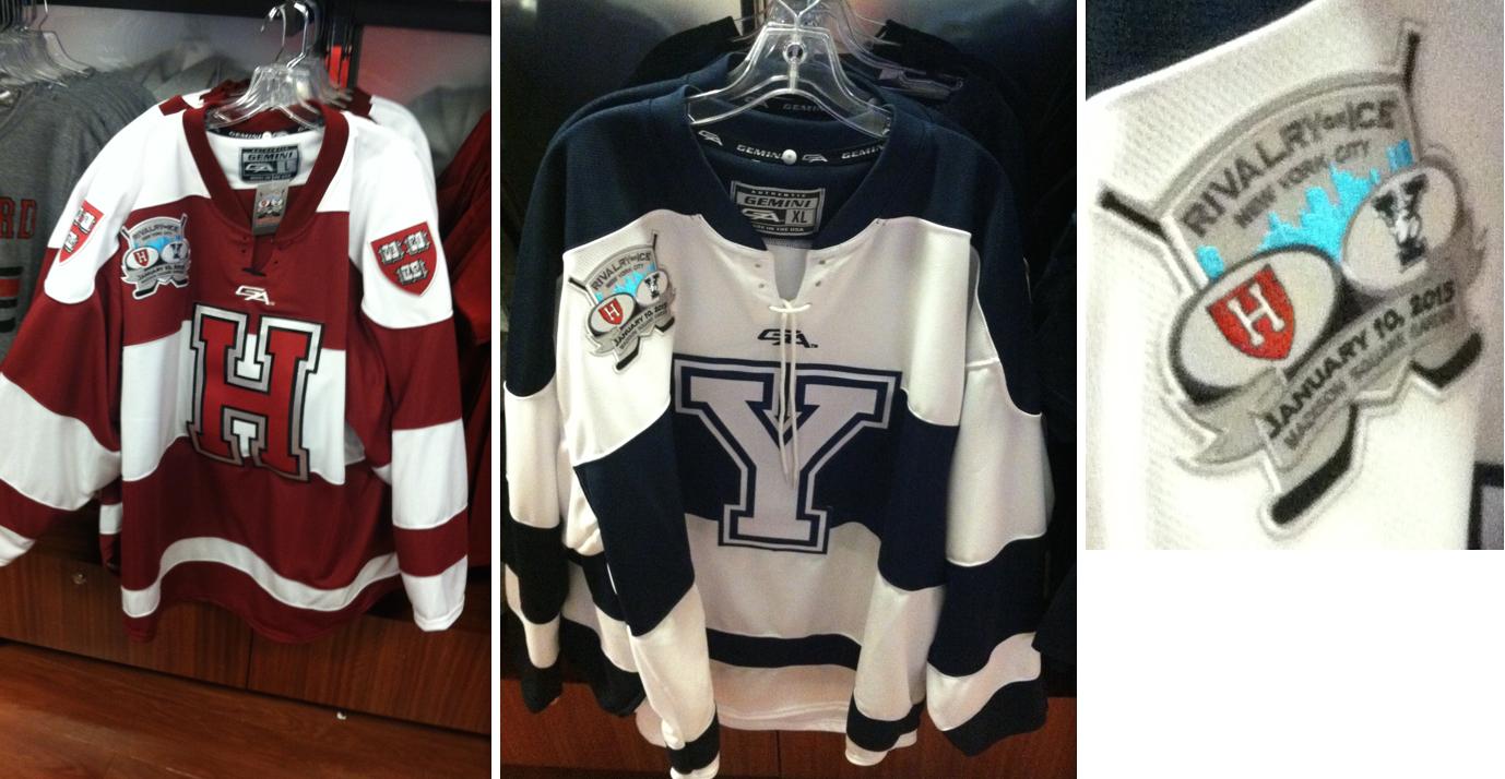 brand new e40e2 e46c4 Harvard vs. Yale | Ice Hockey | Ice hockey, Hockey, Sports