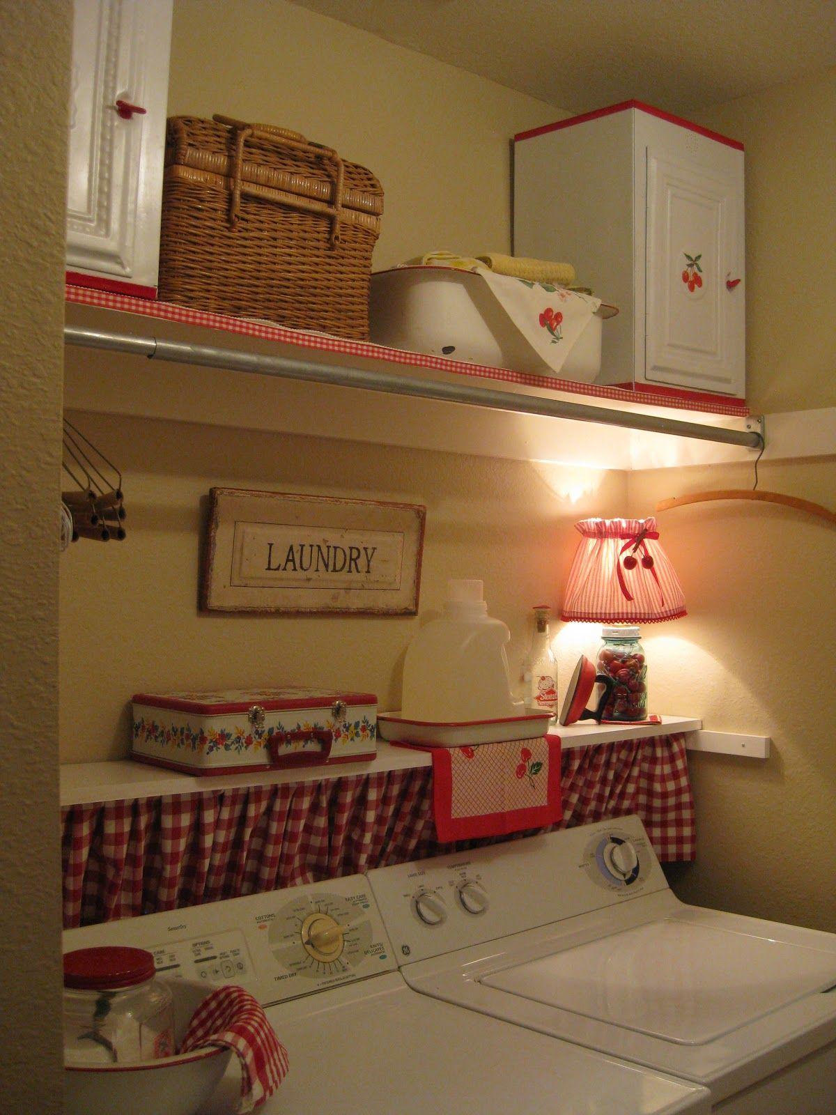 Brookhollow Lane: Laundry Room Fix Up