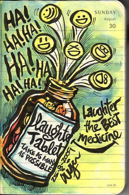 Article Laughter Yoga Best Medicine