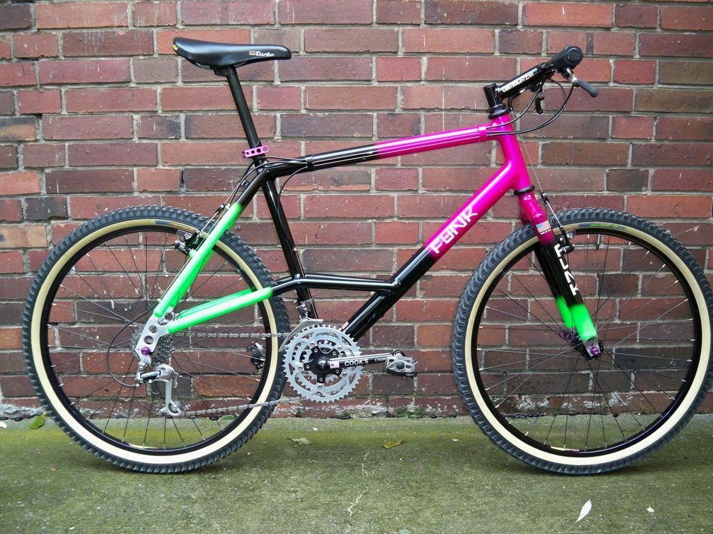 Funk Cycles I M Smitten Anyone Else Too Vintage Mountain Bike