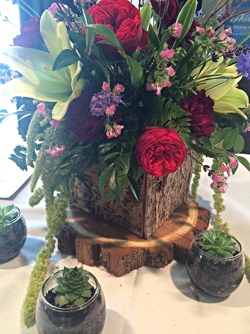 Thistle Bee the Florist- Serving Stewartsville, NJ & Lehigh Valley | Green Pond Bridal Show