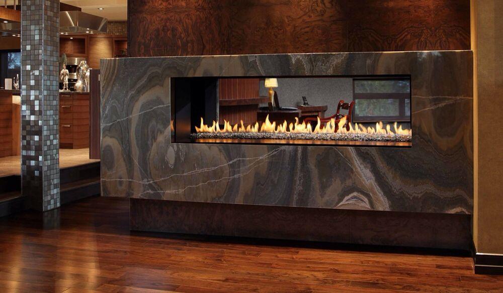 Beautiful Stone Fireplaces fireplace with onyx wall - beautiful stone | fireplaces