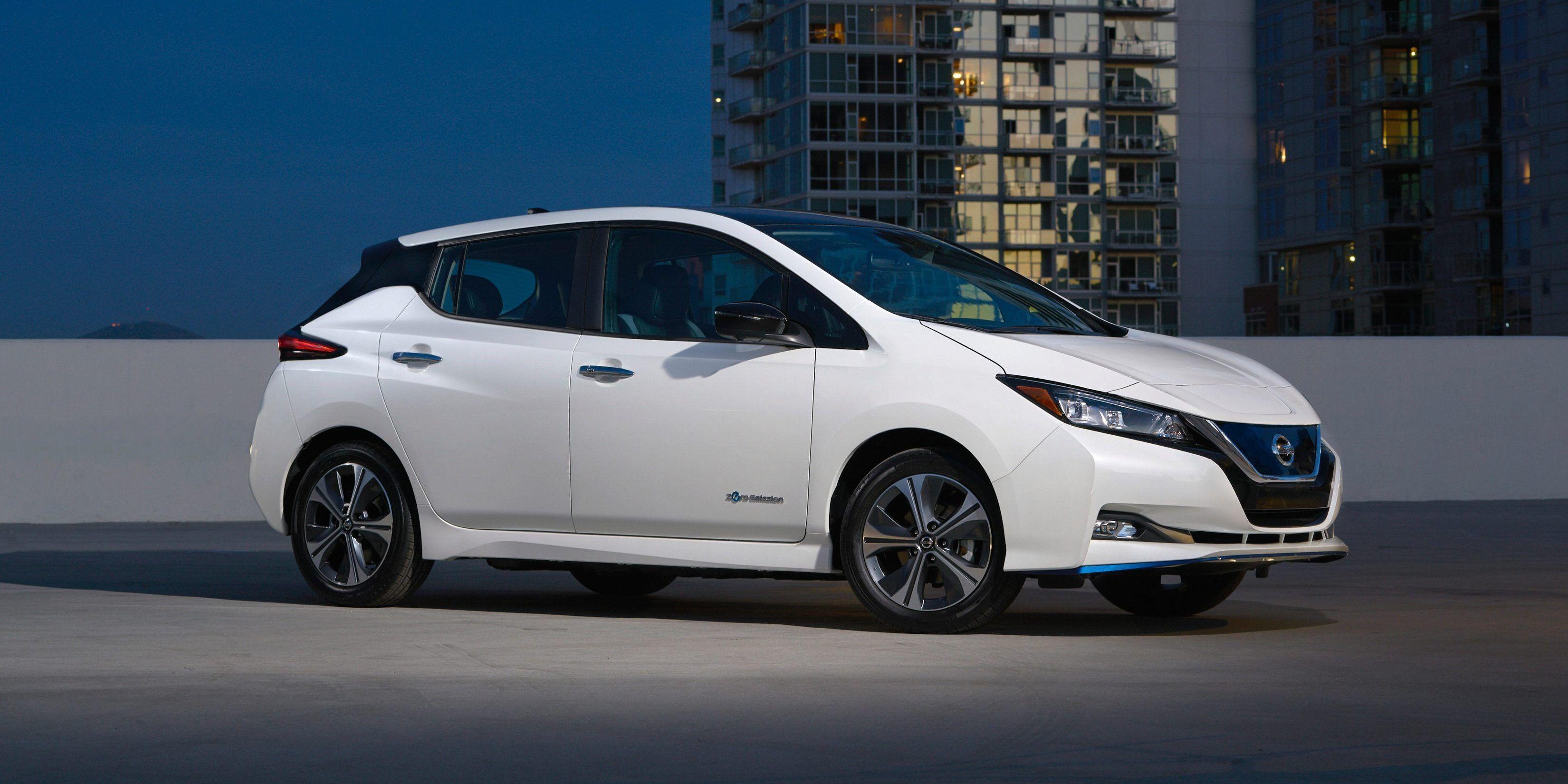 Idealmagnetsolutions On Nissan Leaf Nissan Electric Car Nissan