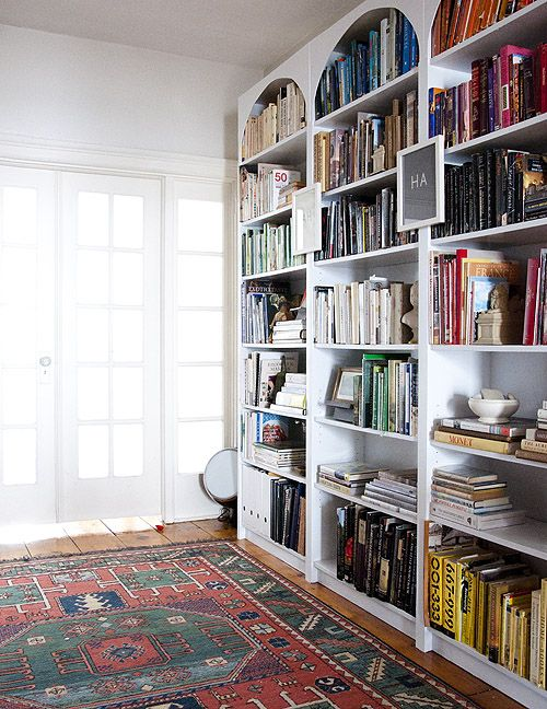 10 Built In Ikea Hacks To Make Your Jaw Drop Ikea Billy Bookcase