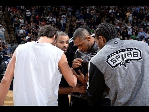 And can we say it? We're jealous of this basketball machine you get to watch rev up every single night. | An Open Letter To San Antonio Spurs Fans