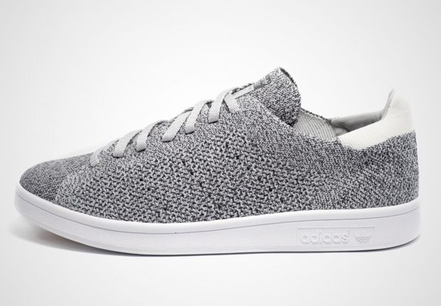 Adidas Stan Smith Grey Patent