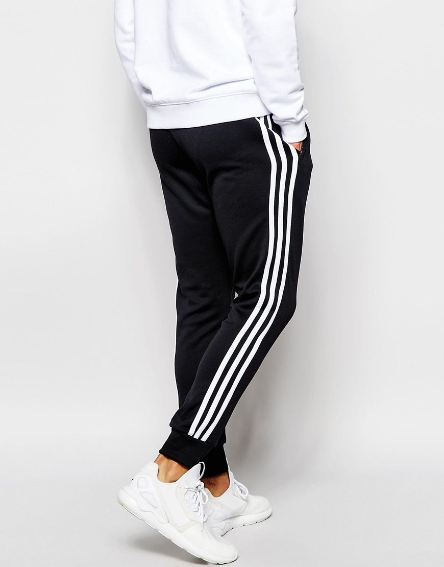 e40137188f4a Image 2 of adidas Originals Superstar Cuffed Trackpants AB9706