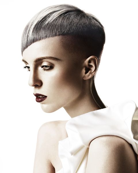 2011 British Colour Technician of the Year Collection #BHA - Akin Konizi