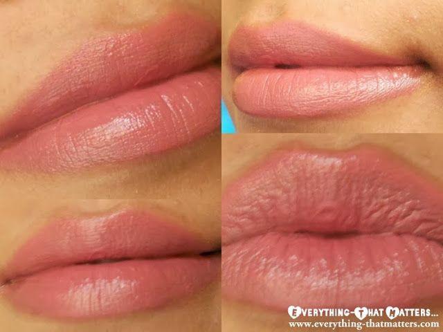 Bobbi Brown Lip Color Sandwash Pink Swatch Review And Lotd