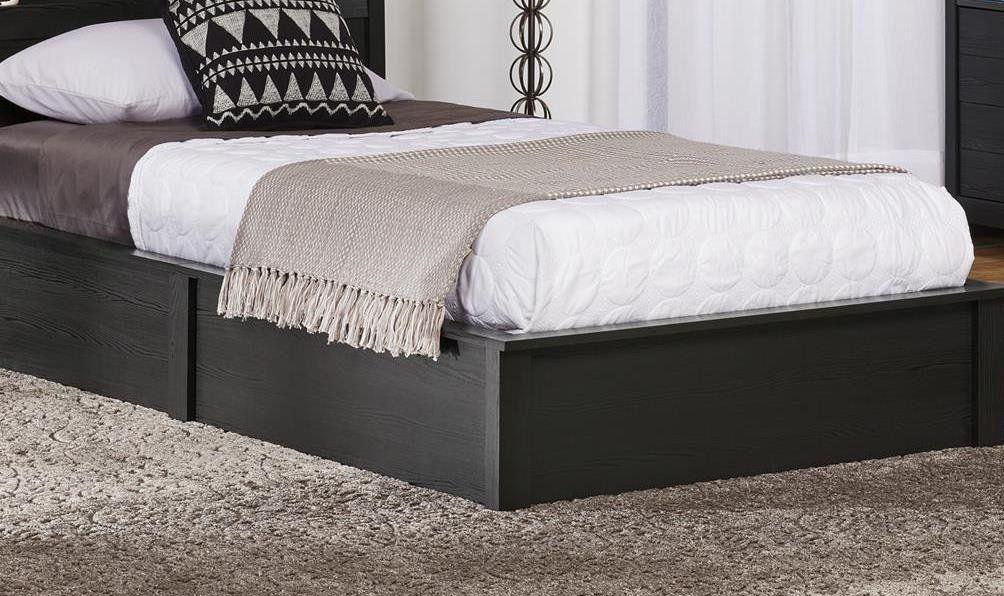Rudolph Platform Twin Bed Frame Modern Platform Bed Bed Bed Frame