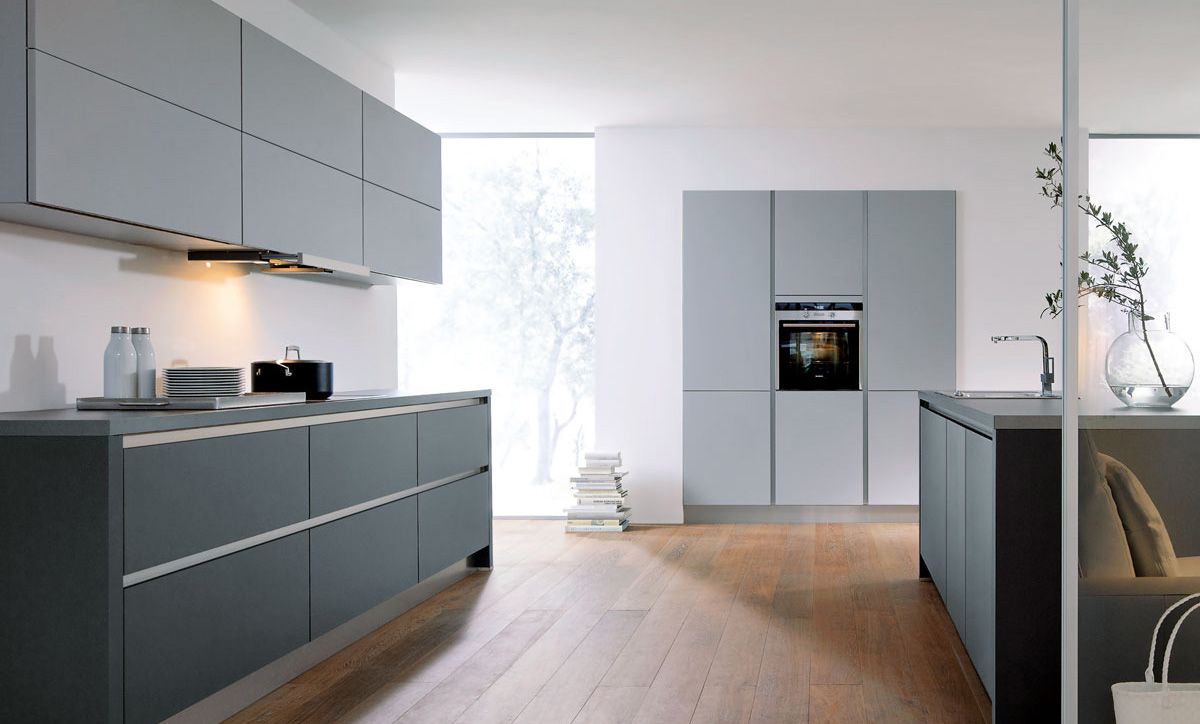 Carrelage Sur Fermacell Salle De Bain ~ Contur 55 100 Stone Grey And Lava Black Matt Kitchen Markus