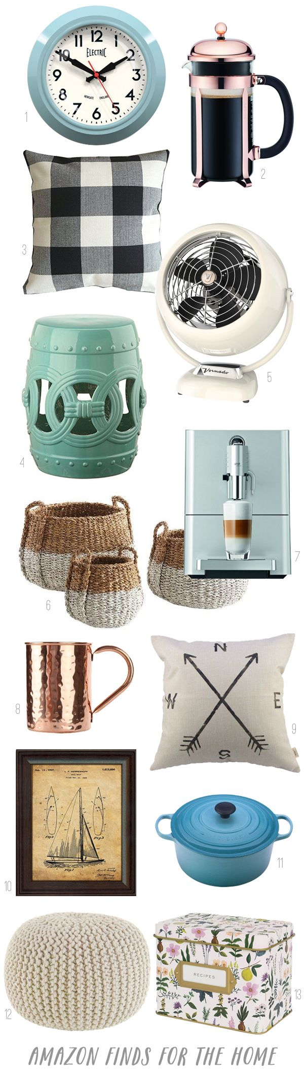 Home Decor Finds on Amazon | Room inspiration, Cute home ...