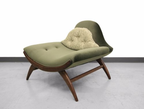 Mid Century Gondola Style Chair By Carsons Furniture Adrian