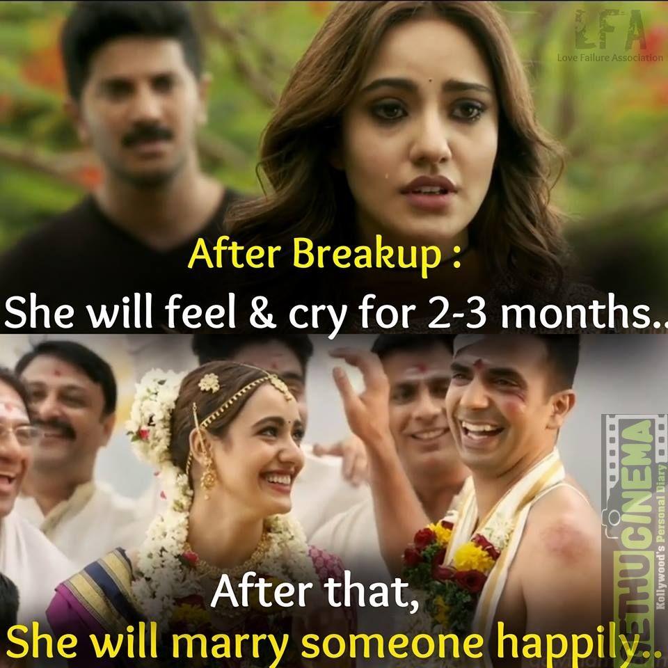 Love Failure Memes In Tamil 2018 Latest Tamil Cinema Memes Gethu Cinema Love Failure Memes Love