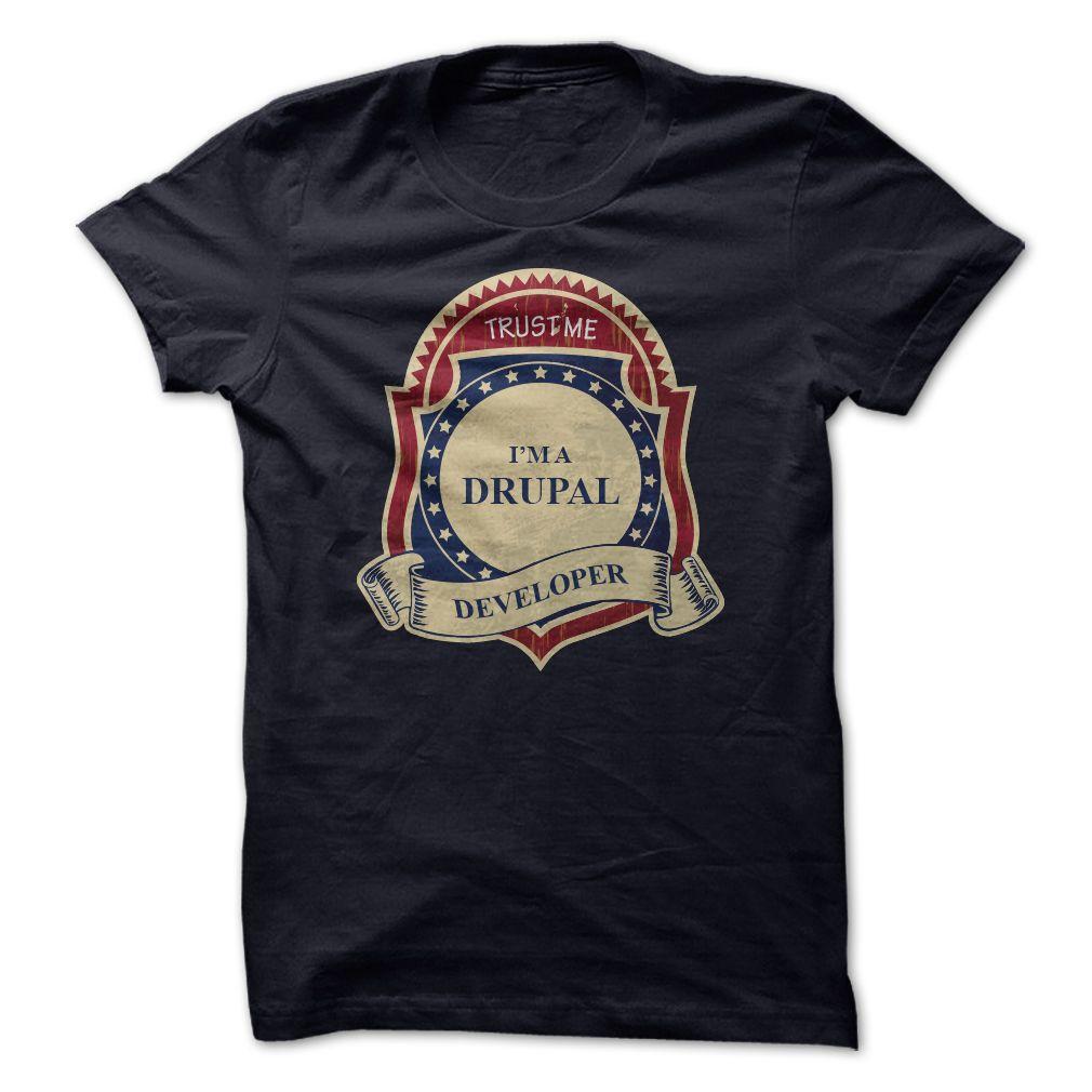 Trust Me! I am Drupal Developer