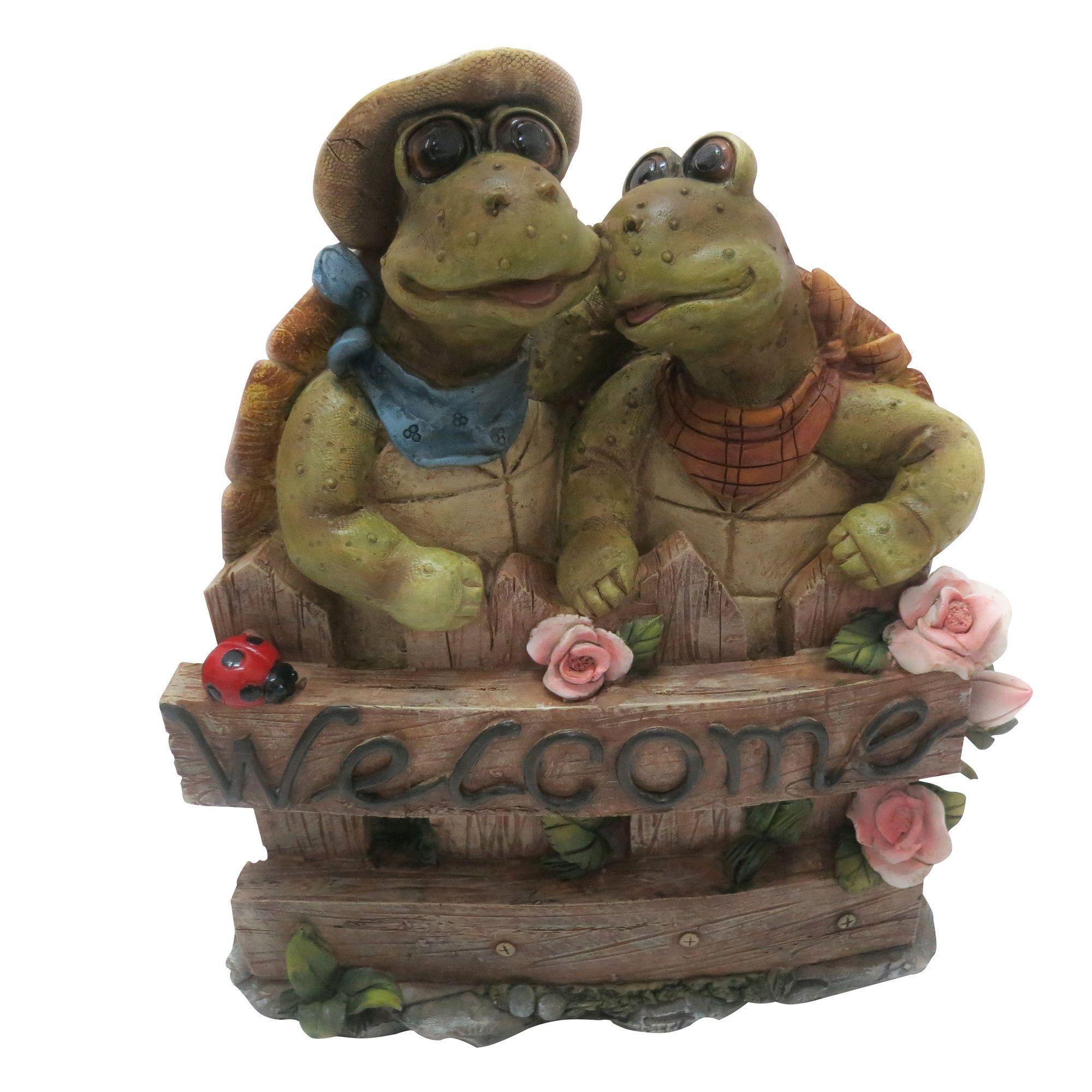 Turtle Decoration Statue | Garden | Pinterest | Turtle decorations ...