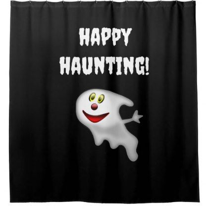 #Halloween Shower Curtain Funny - #Halloween happy halloween #festival #party #holiday