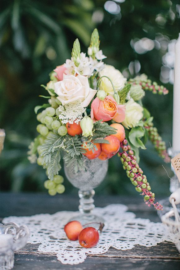 Ana Rosa Viamagnoliarouge Smell The Flowers Pinterest