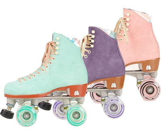 Topshop Moxi Roller Skates. WILL get a pair this year   Rolleurs ... a6327ba694