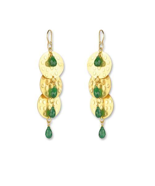 Handmade Contemporary Earring Price : 2,800.00  http://silvercentrre.com/ProDetail.aspx?ProCode=SCW%207
