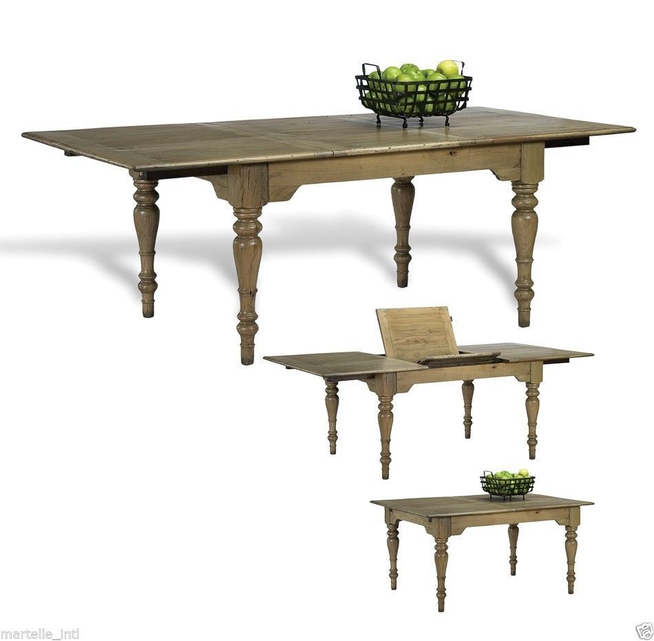 Dining Table Covert leaf Walnut Reclaimed from Antique Timbers 84 ...