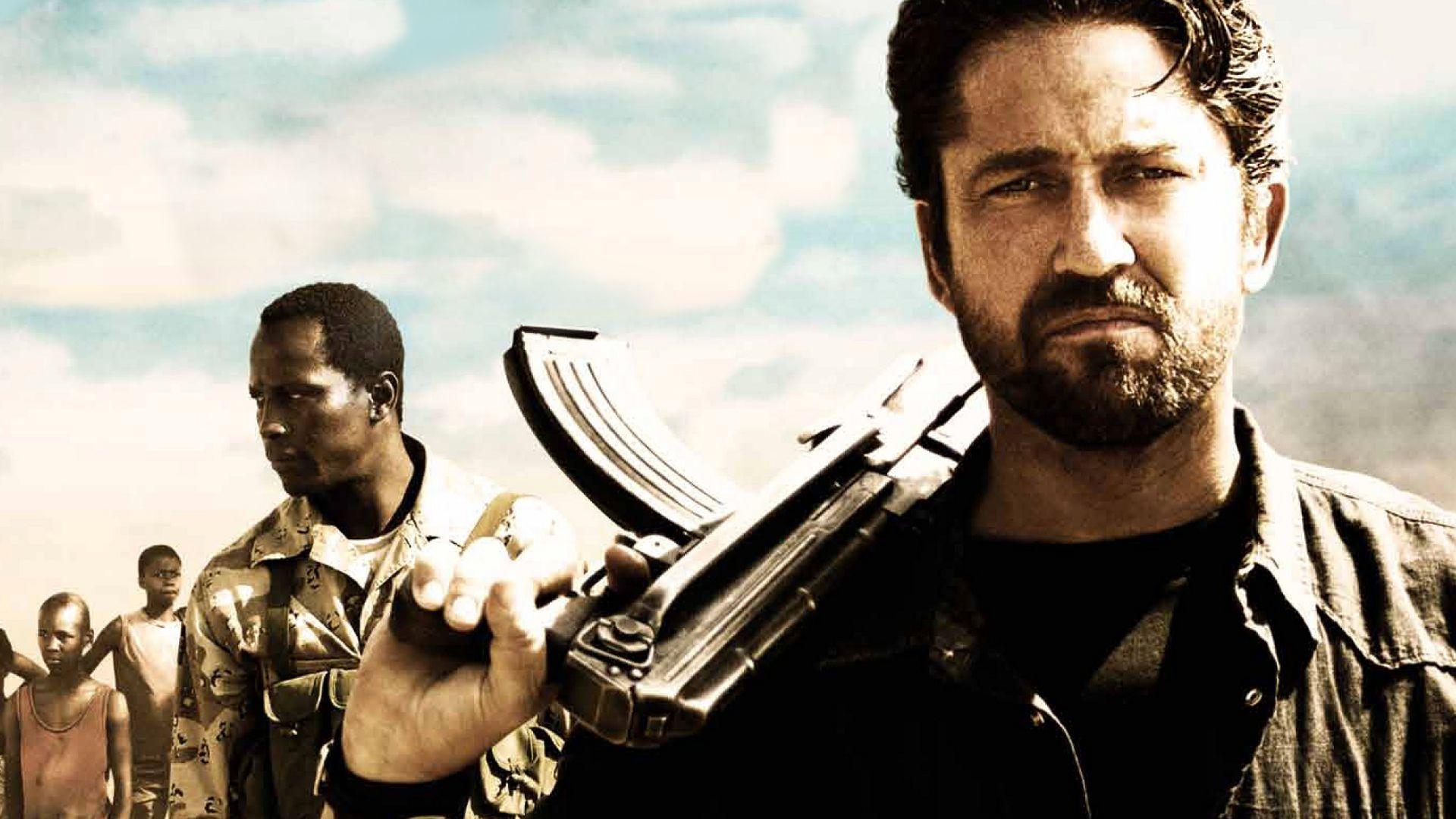Machine Gun Preacher 2011 Director Marc Forster Casts Gerard