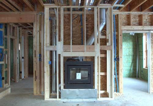 Fireplaces Vs Wood Stoves Vs Zero Clearance Inserts 525 South Wood Stove Installation Wood Burning Insert Wood Fireplace