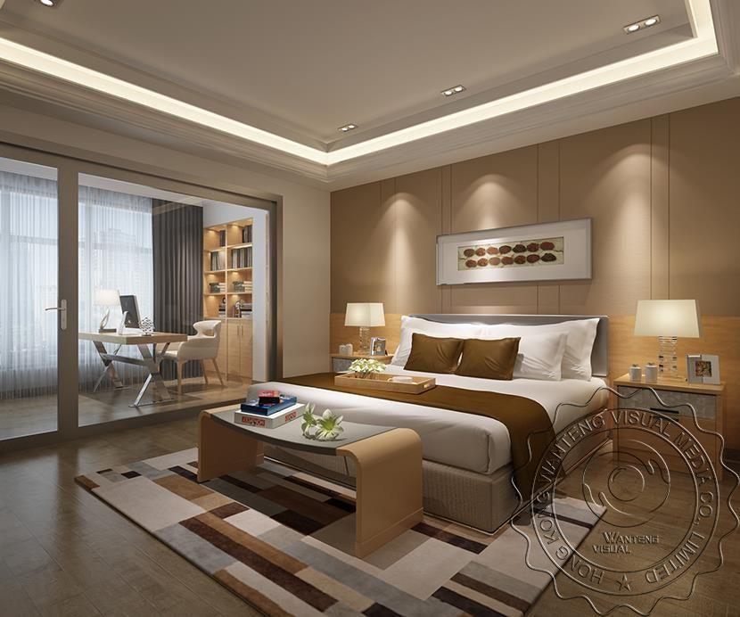 Minimalist Simple Ceiling Design For Bedroom | Bedroom ...