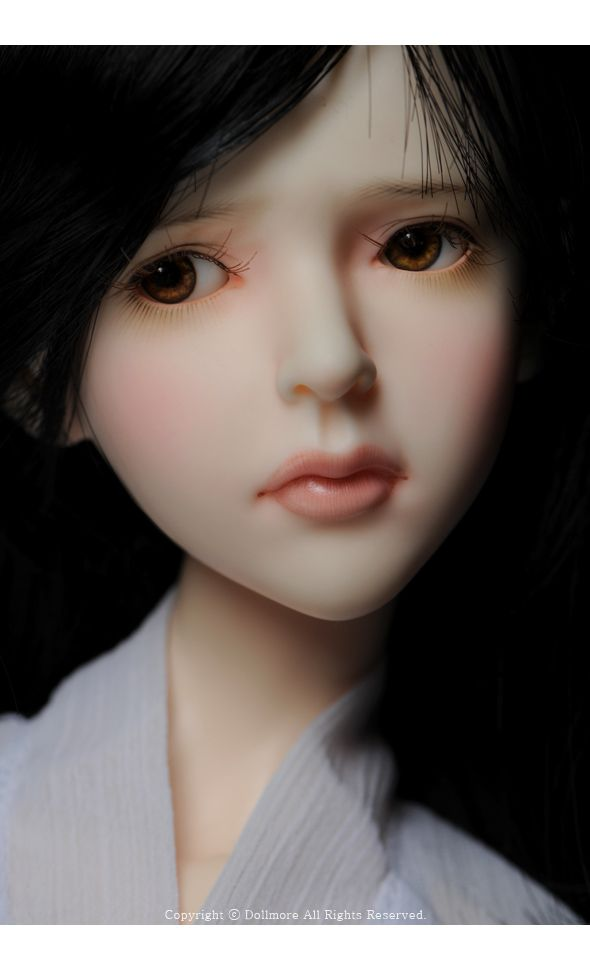 Biwol, a Youth Dollmore Eve doll, has one of the most expressive faces I've seen.